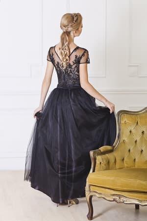 Вечернее платье 7054e, фото 4