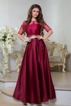 Вечернее платье 8012e, фото 4