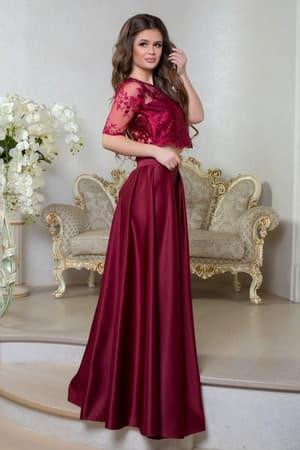Вечернее платье 8012e, фото 5
