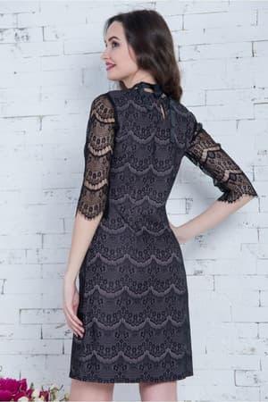 Коктейльное платье Визела, фото 4