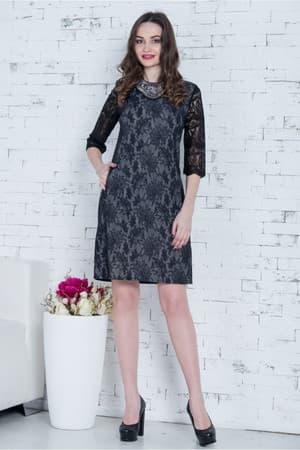 Коктейльное платье 5346e, фото 1