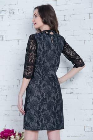 Коктейльное платье 5346e, фото 2