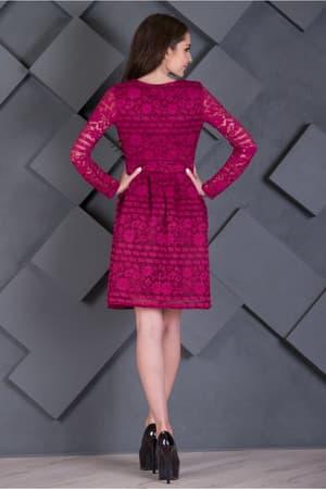 Повседневное платье 7227e, фото 4