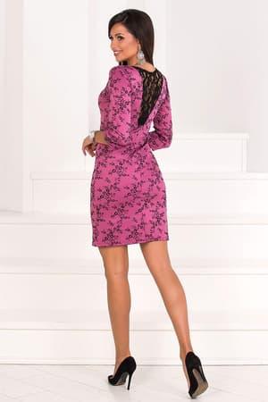 Повседневное платье 7233e, фото 3