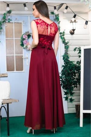 Вечернее платье 8030e, фото 3