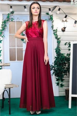Вечернее платье 8030e, фото 4