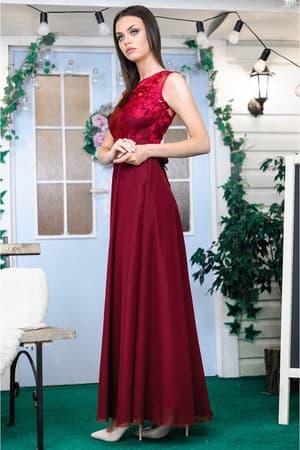 Вечернее платье 8030e, фото 5