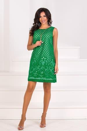 Повседневное платье 7143e, фото 2