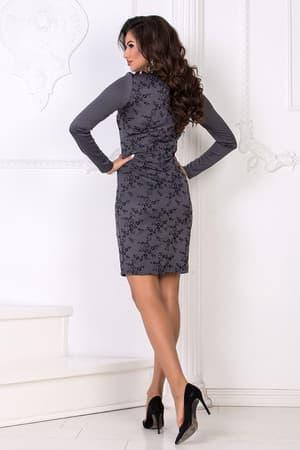 Повседневное платье 7224e, фото 2