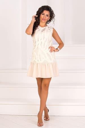 Повседневное платье 8098e, фото 1