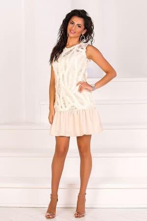 Повседневное платье 8098e, фото 2