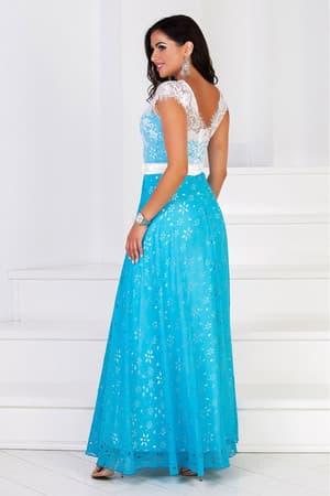 Вечернее платье 6024e, фото 3