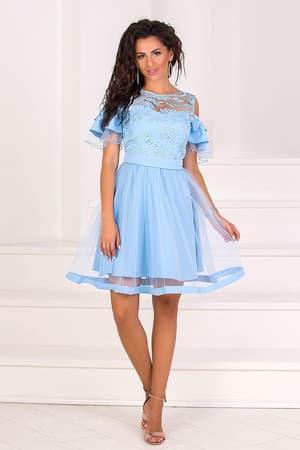 Коктейльное платье 8070e, фото 1