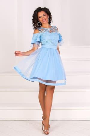 Коктейльное платье 8070e, фото 2