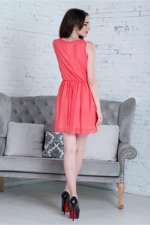 Повседневное платье 5157e, фото 2