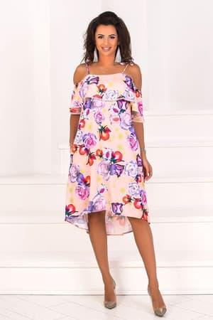 Повседневное платье 8112e, фото 1