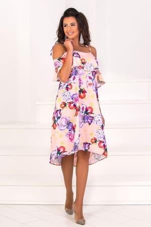 Повседневное платье 8112e, фото 2