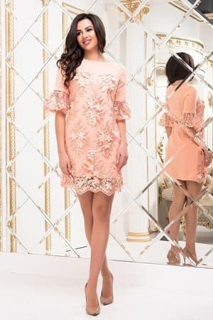 Коктейльное платье 8127e, фото 1