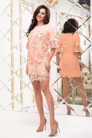 Коктейльное платье 8127e, фото 2