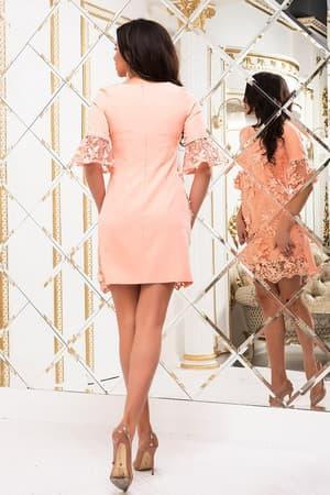 Коктейльное платье 8127e, фото 3