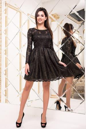 Коктейльное платье 8234e, фото 1