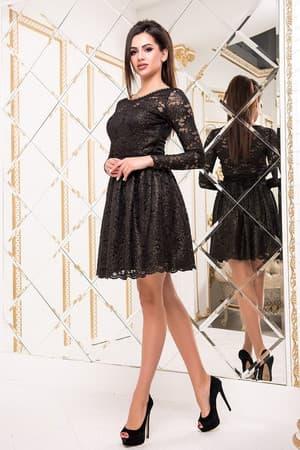 Коктейльное платье 8234e, фото 2