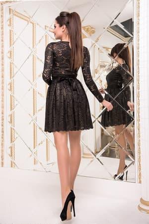 Коктейльное платье 8234e, фото 3