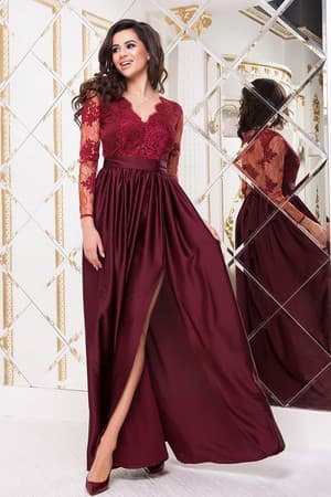 Вечернее платье 8266e, фото 1