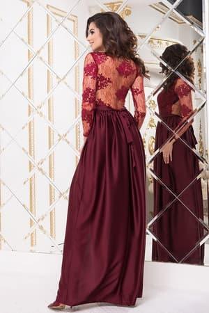 Вечернее платье 8266e, фото 3