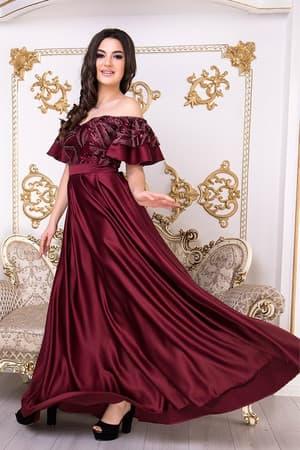 Вечернее платье 9018e, фото 2