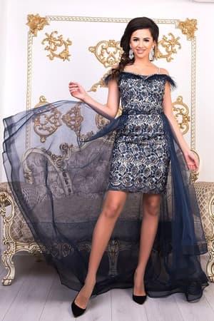 Вечернее платье 9019e, фото 1