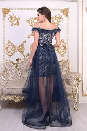 Вечернее платье 9019e, фото 3