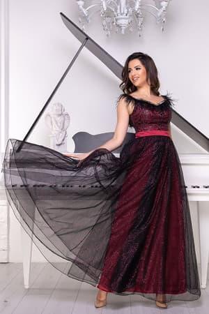 Вечернее платье 9031e, фото 3