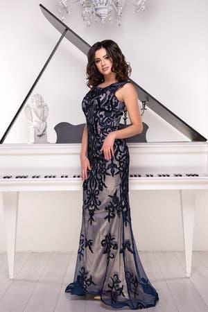 Вечернее платье 9039e, фото 2
