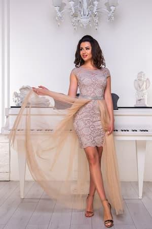 Коктейльное платье 8065e, фото 1