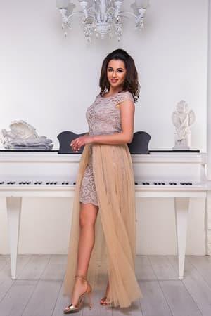 Коктейльное платье 8065e, фото 2