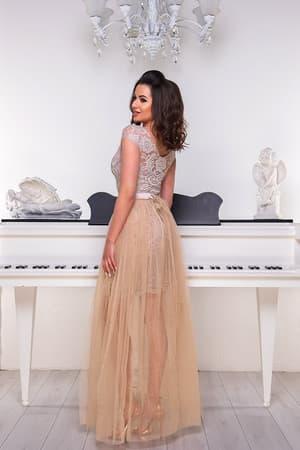 Коктейльное платье 8065e, фото 3