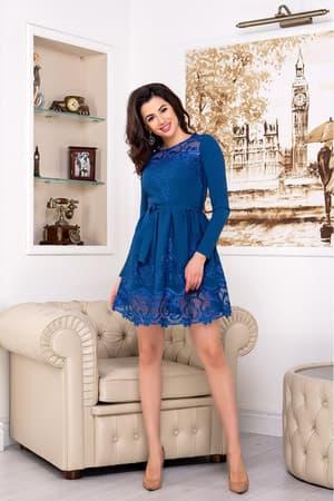 Повседневное платье 7237e, фото 1