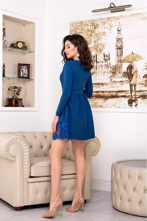 Повседневное платье 7237e, фото 2