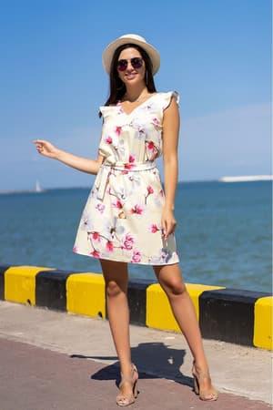 Повседневное платье 9100e, фото 1