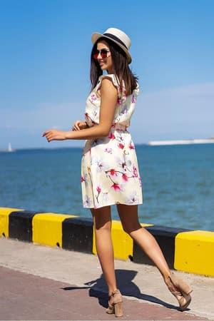 Повседневное платье 9100e, фото 2