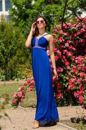 Вечернее платье 5174e, фото 3