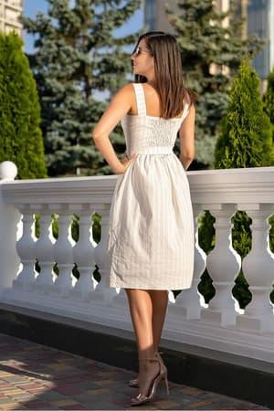 Повседневное платье 9131e, фото 2