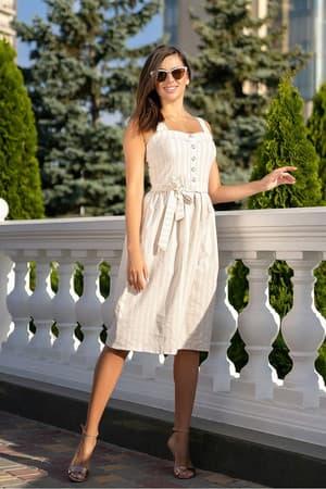 Повседневное платье 9131e, фото 3