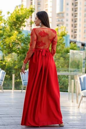 Вечернее платье 8266e, фото 2