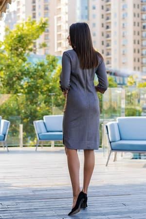 Повседневное платье 8142e, фото 2