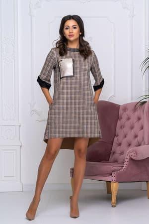 Повседневное платье 8157e, фото 1