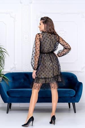 Коктейльное платье 9185e, фото 2