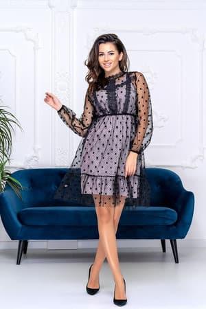 Коктейльное платье 9185e, фото 1
