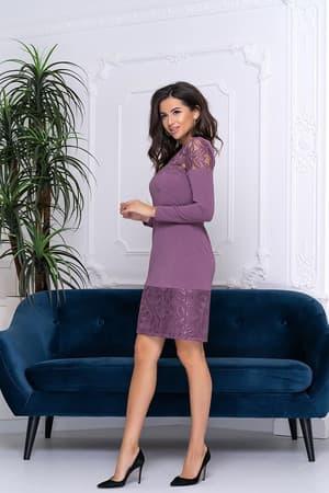 Коктейльное платье 9208e, фото 3